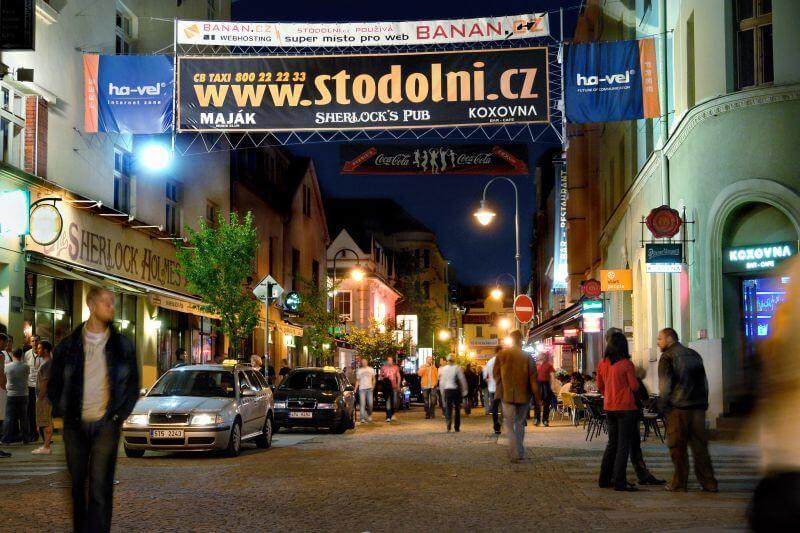 STOD - Ostrawa czyli Erasmus na Stodolni