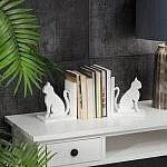 Komplet podporek do ksiazek Cats White  150x150 - Prezent dla książkoholika - co kupić zamiast książki?