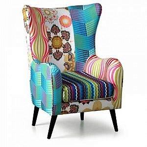 krzeslo patchwork uszak original 300x300 - Fotel typu uszak