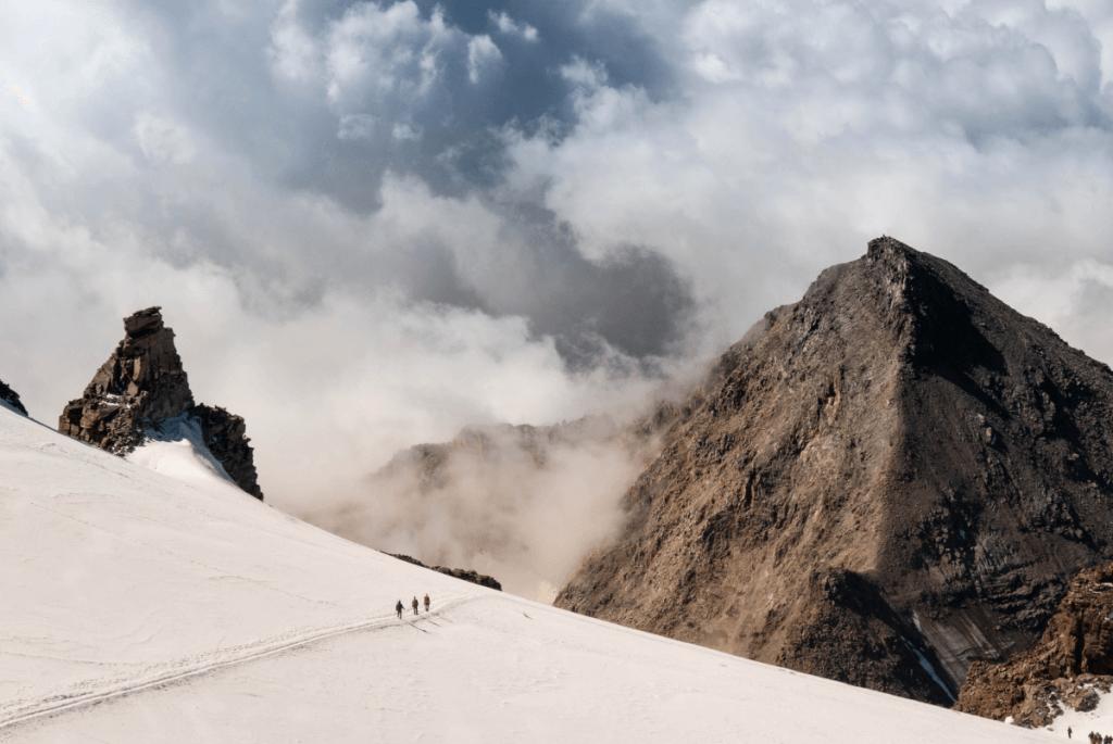 wyprawa górska