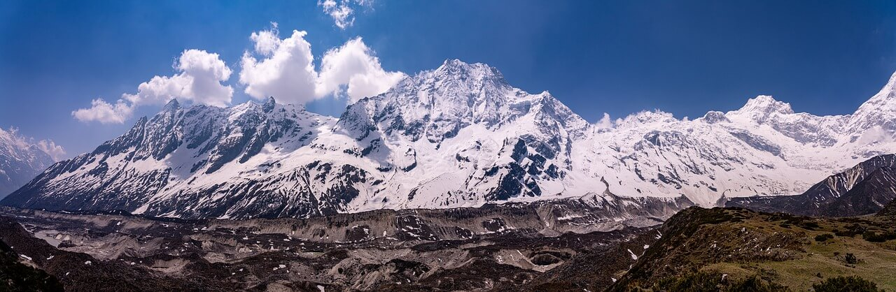 """trekking in nepal 4377091 1280 - PRZEDPREMIEROWO! Fragmenty """"Manaslu. Góra Ducha, Góra Kobiet"""" Moniki Witkowskiej"""