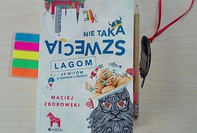"""IMG 20191109 122444 400x270 - """"Nie taka Szwecja lagom"""" Maciej Zborowski"""