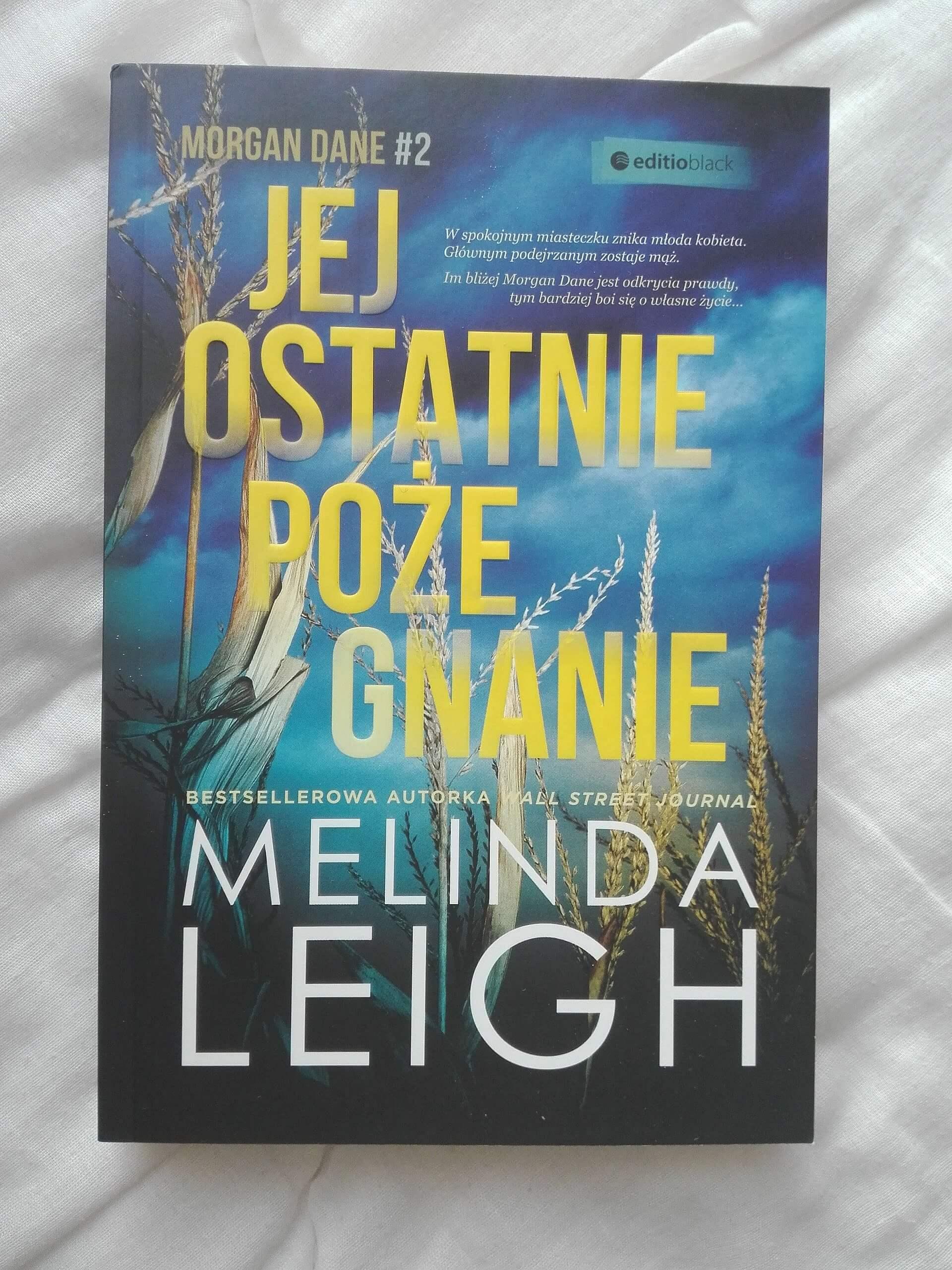 IMG 20191123 111533 scaled - Jej ostatnie pożegnanie - Melinda Leigh