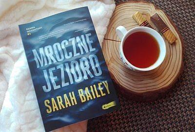 mroczne jezioro bailey sarah 2 400x270 - Mroczne jezioro - Sarah Bailey