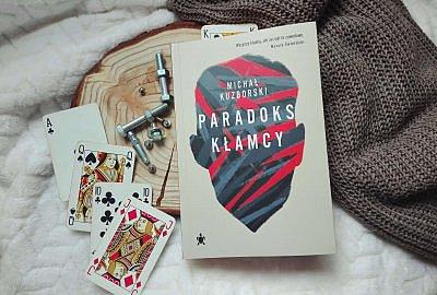 """IMG 20200307 121710 400x270 - """"Paradoks kłamcy"""" Michał Kuzborski"""