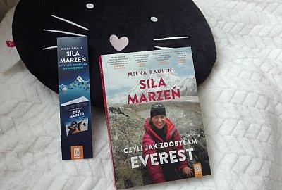 """IMG 20200426 171059 1 400x270 - """"Siła marzeń, czyli jak zdobyłam Everest"""" - Miłka Raulin"""