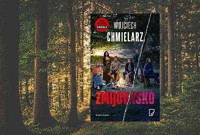 """Kopia Kopia Projekt bez tytułu 400x270 - """"Żmijowisko"""" Wojciech Chmielarz"""