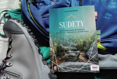 """bezdroza sudety przewodnik 400x270 - Mountainbook: """"Sudety. Najpiękniejsze wycieczki w Polsce, Czechach i Niemczech"""""""
