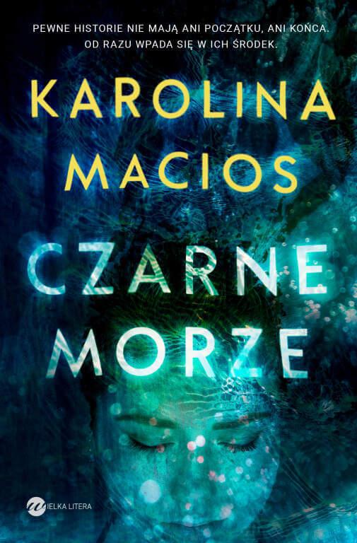 "jpg 1 - ""Czarne morze""- Karolina Macios"
