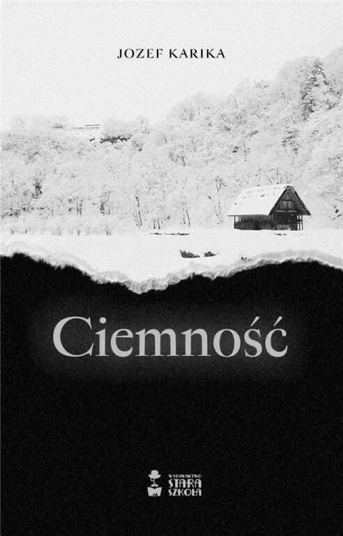 """jpg - """"Ciemność"""" - Jozef Karika"""