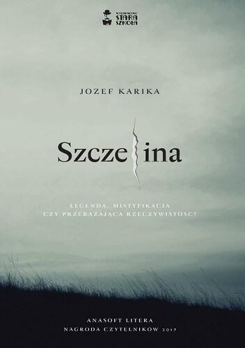 """716825 352x500 1 - Legenda Trybecza: """"Szczelina"""" Jozef Karika"""