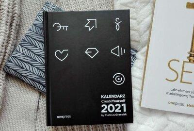 IMG 20201106 121918 1 4 400x270 - Kalendarz Create Yourself 2021, Mateusz Grzesiak