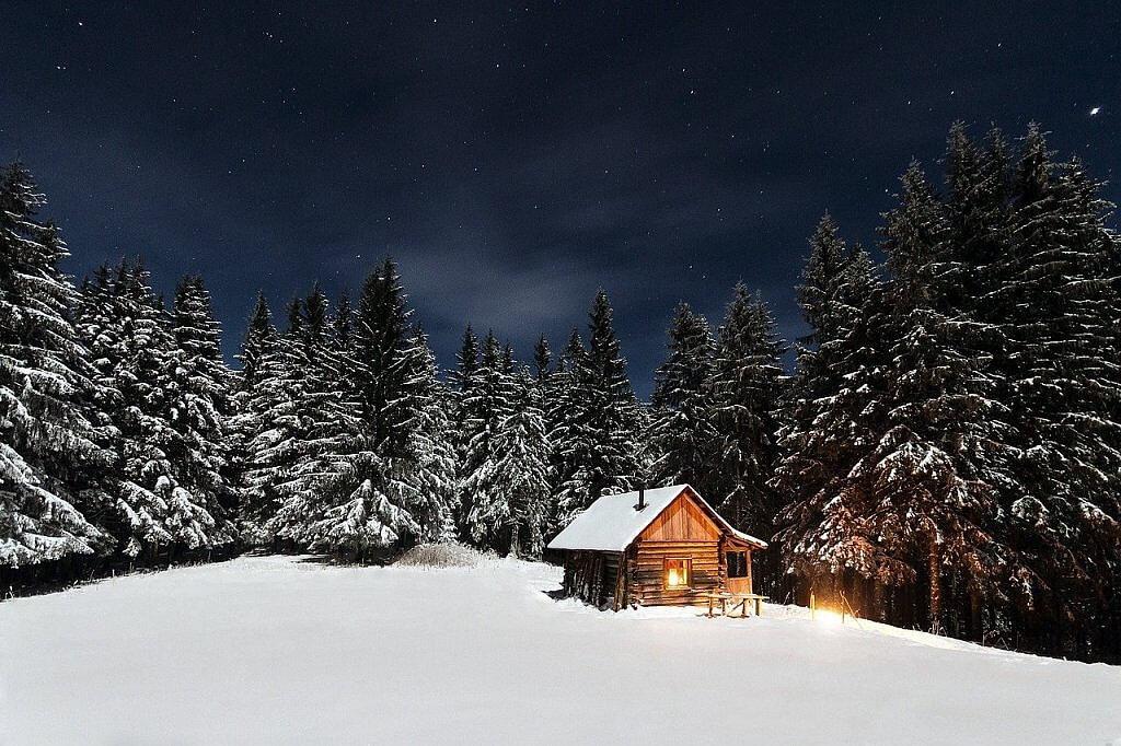 "cabin 1082058 1280 1024x682 - ""Ciemność"" - Jozef Karika"