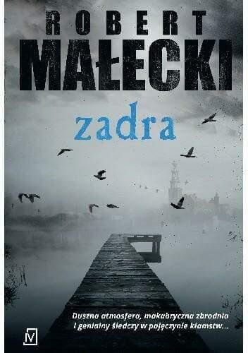 """jpg 1 - """"Zadra"""" - Robert Małecki"""