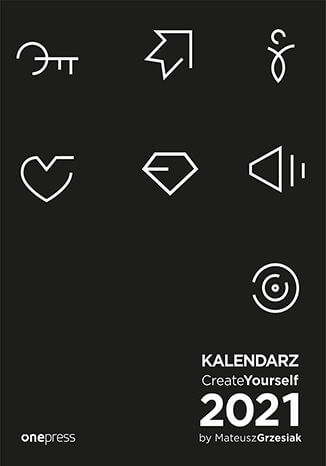 kacy21 - Kalendarz Create Yourself 2021, Mateusz Grzesiak