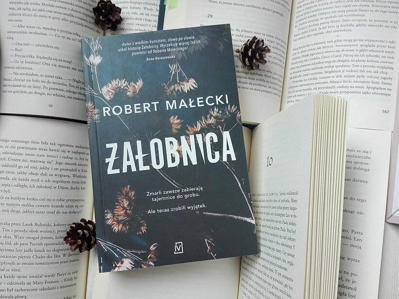 IMG 20201219 122408 820x615 - Żałobnica - Robert Małecki
