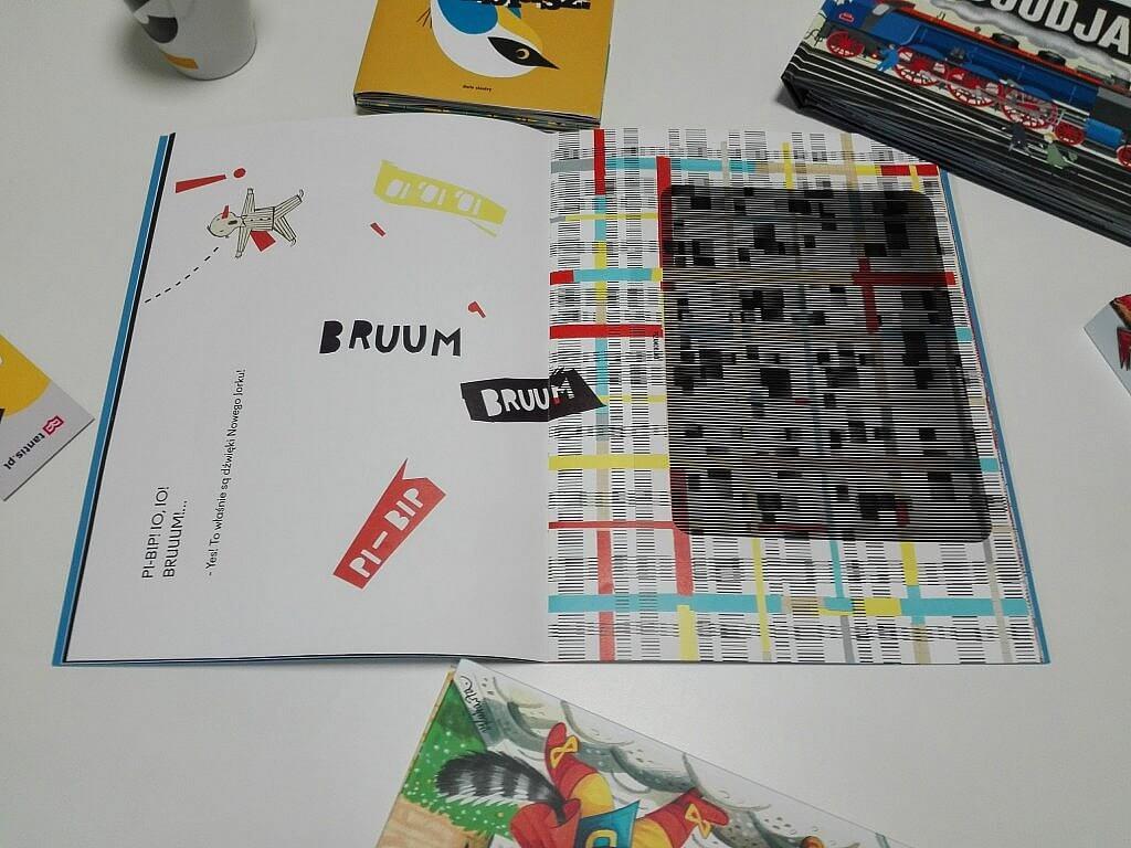 IMG 20210521 090340 1024x768 - Prezent naDzień Dziecka: interaktywne książeczki typu pop-up