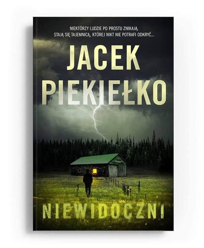 niewidoczni - Niewidoczni, Wymazani - Jacek Piekiełko